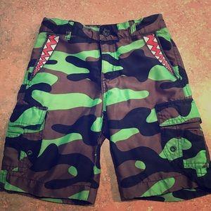 Boys swim trunks-size 6